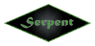 """Serpent"" Design for Retail Packaged Product Logo - Entry #18"