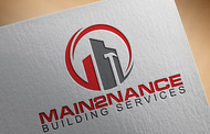 MAIN2NANCE BUILDING SERVICES Logo - Entry #95