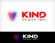 Kind LED Grow Lights Logo - Entry #14
