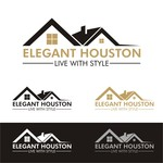 Elegant Houston Logo - Entry #190