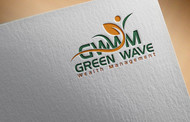 Green Wave Wealth Management Logo - Entry #93