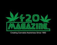 420 Magazine Logo Contest - Entry #44