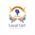 Local Girl Aesthetics Logo - Entry #133
