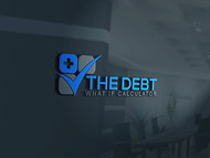 The Debt What If Calculator Logo - Entry #66
