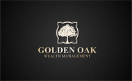 Golden Oak Wealth Management Logo - Entry #220