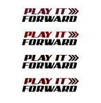 Play It Forward Logo - Entry #199