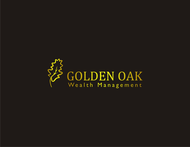 Golden Oak Wealth Management Logo - Entry #207
