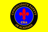 Consolidated Safety of Acadiana / Fire Extinguisher Sales & Service Logo - Entry #63