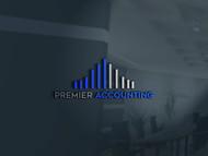 Premier Accounting Logo - Entry #458