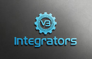 V3 Integrators Logo - Entry #97