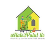 uHate2Paint LLC Logo - Entry #56