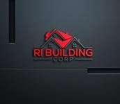 RI Building Corp Logo - Entry #379