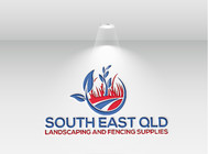 South East Qld Landscaping and Fencing Supplies Logo - Entry #99