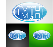 MH Aquatics Logo - Entry #125