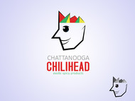 Chattanooga Chilihead Logo - Entry #48