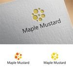 Maple Mustard Logo - Entry #31