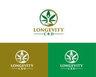 Longevity CBD Logo - Entry #36