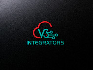 V3 Integrators Logo - Entry #195