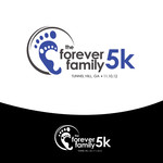 The Forever Family 5K Logo - Entry #35