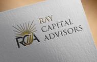 Ray Capital Advisors Logo - Entry #483