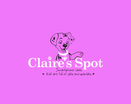 Claire's Spot Logo - Entry #62