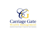 Carriage Gate Wealth Management Logo - Entry #62