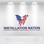 Installation Nation Logo - Entry #143