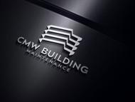 CMW Building Maintenance Logo - Entry #287