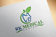 RK medical center Logo - Entry #269