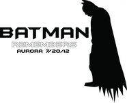 Batman Movie Aurora Colorado Logo - Entry #7