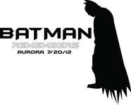 Batman Movie Aurora Colorado Logo - Entry #7