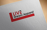 LiveDream Apparel Logo - Entry #148