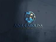 Ana Carolina Fine Art Gallery Logo - Entry #164