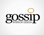 Gossip Interior Design Logo - Entry #88