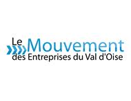 Le Mouvement des Entreprises du Val d'Oise Logo - Entry #10