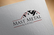 Mast Metal Roofing Logo - Entry #217