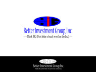 Better Investment Group, Inc. Logo - Entry #183