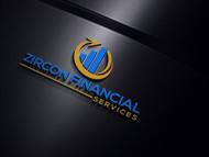 Zircon Financial Services Logo - Entry #284