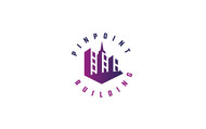 PINPOINT BUILDING Logo - Entry #110