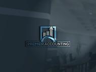 Premier Accounting Logo - Entry #449