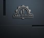 CMW Building Maintenance Logo - Entry #175