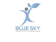 Blue Sky Life Plans Logo - Entry #432