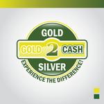 Gold2Cash Logo - Entry #19