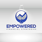 Empowered Financial Strategies Logo - Entry #238