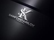 Sanford Krilov Financial       (Sanford is my 1st name & Krilov is my last name) Logo - Entry #248