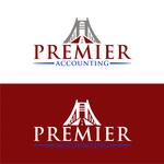 Premier Accounting Logo - Entry #224