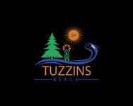 Tuzzins Beach Logo - Entry #165