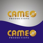 CAMEO PRODUCTIONS Logo - Entry #154