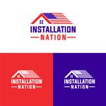 Installation Nation Logo - Entry #96