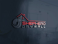 Shepherd Drywall Logo - Entry #57